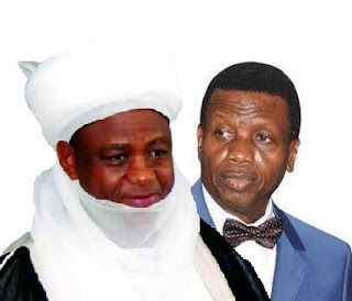 Sultan and Adeboye