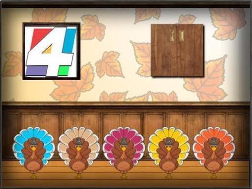 AmgelEscape - Thanksgiving Room Escape 3