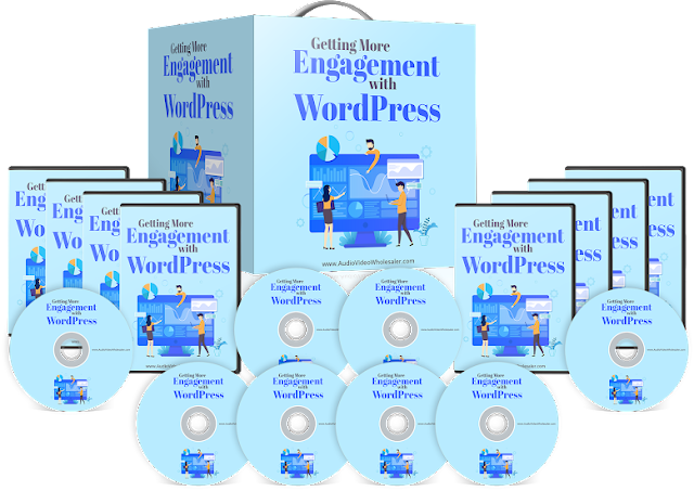 Finally, Discover How to Increase Engagement On Your WordPress Site - Which Results In More Leads, Sales, & Profits!