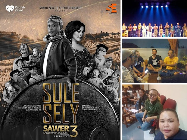 Sawer 3: Antara Hiburan, Melestarikan Seni Budaya, dan Kepedulian Sosial
