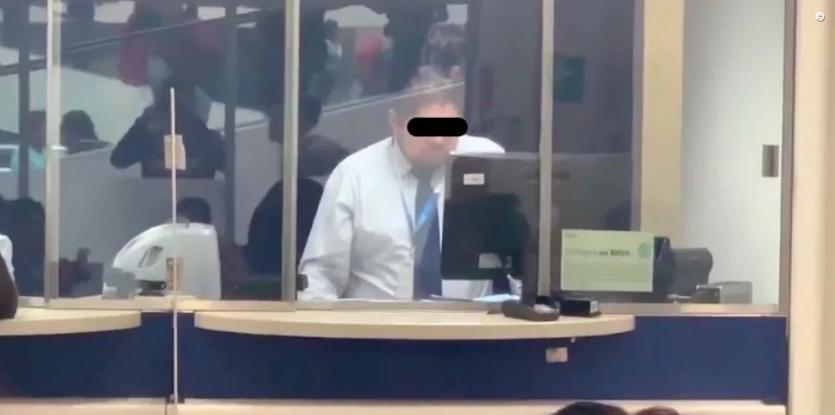 Video; Asaltan a Diputado de la CDMX después de haber retirado su lanita del Banco
