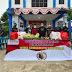 HUT ke-1 Resimen Wira Adhibrata Sanskara (WAS 49) Polda Sumut Bagikan Paket Sembako