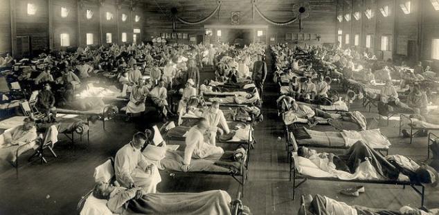 Hindia Belanda di Waktu Flu Spanyol, Wabah 1918 yang Membunuh Juta-an Jiwa