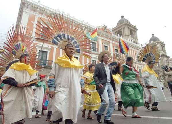 San Ignacio de Moxos: población del Beni