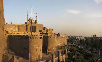 Benteng Salah Ed-Din Al-Ayyubi