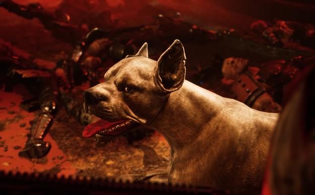 The dog is man's best friend - Necromunda: Hired Gun