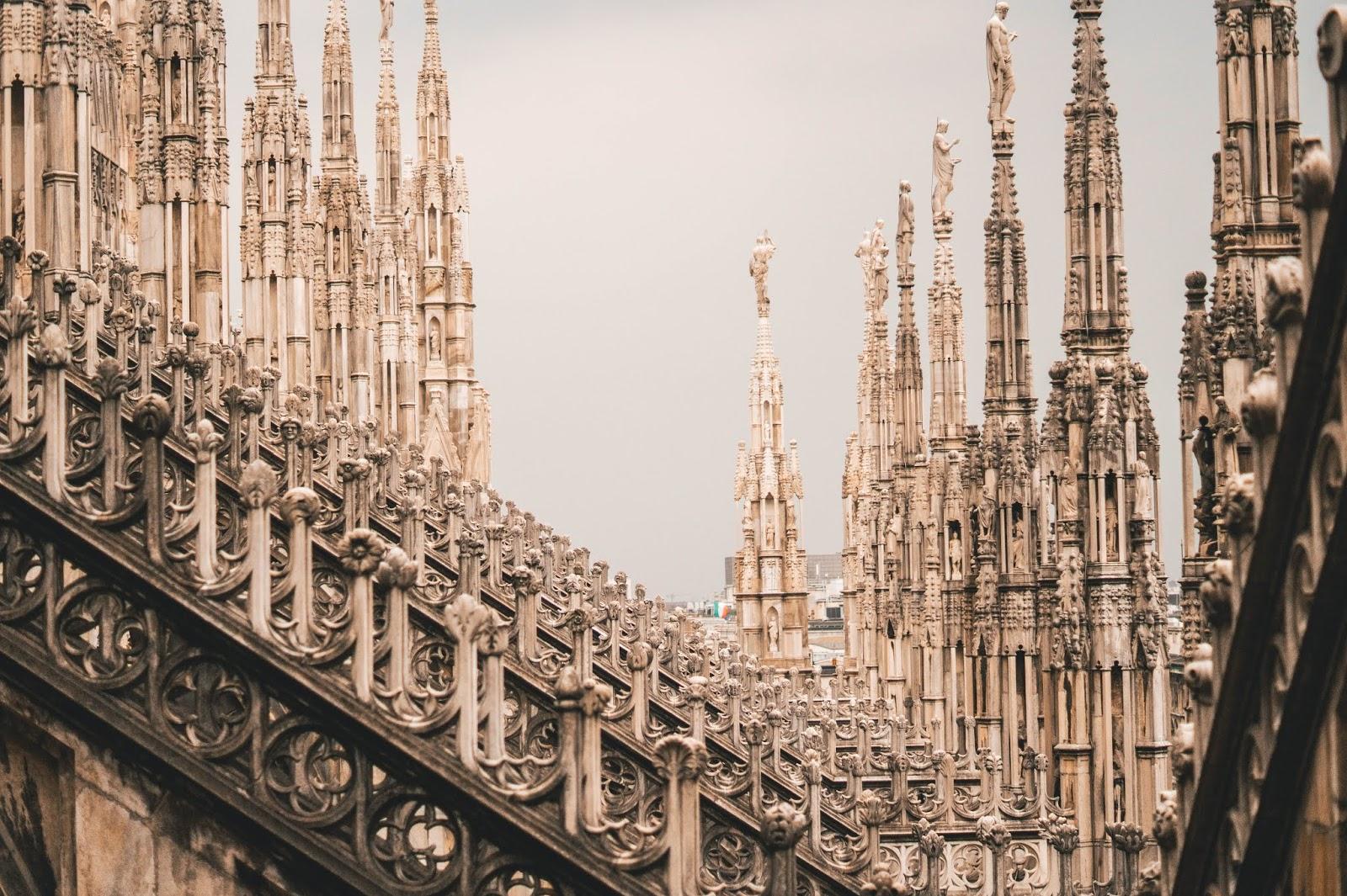 toit terrasse Milan