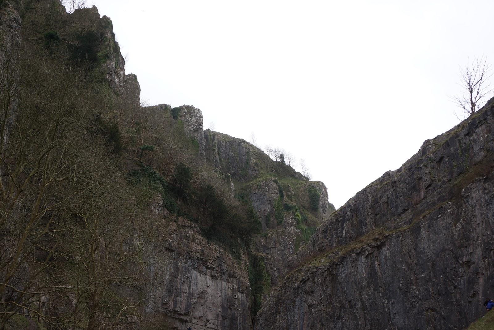 cheddar gorges