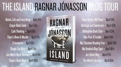 The Island Blog Tour