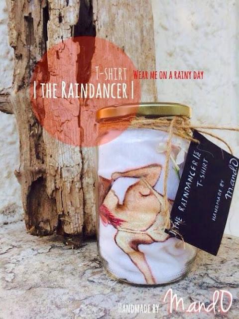 The Rain dancer T shirt Mando