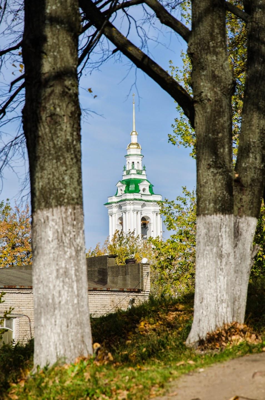 Колокольня в Костроме