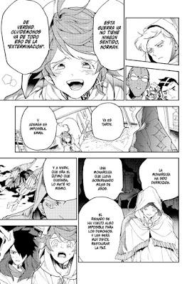 Review del manga The Promised Neverland Vol. 17 y 18 de Posuka Demizu y Kaiu Shirai - Norma Editorial