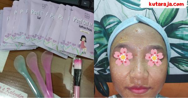 Review Masker Saffron
