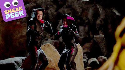 NickALive!: Power Rangers Ninja Steel |