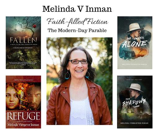 Melinda Inman - Author