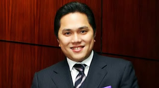 Biografi Erick Thohir - Pengusaha Sukses - Rangkaian Biografi