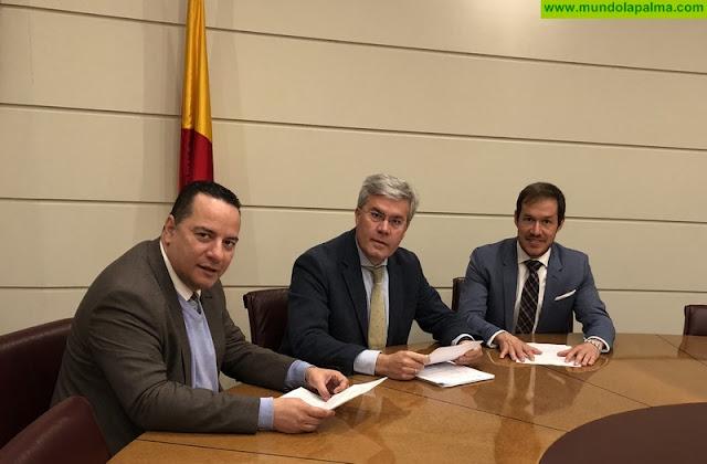 El PP de Canarias busca la reinversión del superávit en las islas