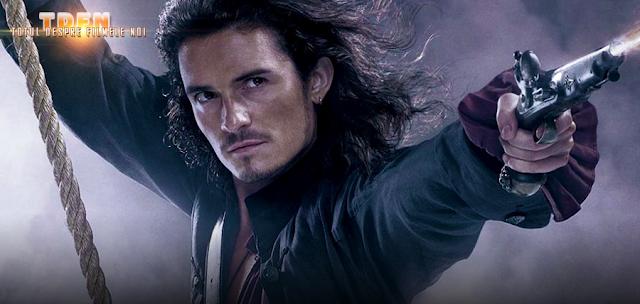 Orlando Bloom a confirmat întoarcerea sa în Pirates Of The Caribbean 5