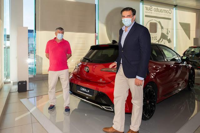 Toyota já vendeu 3 milhões de carros híbridos na Europa