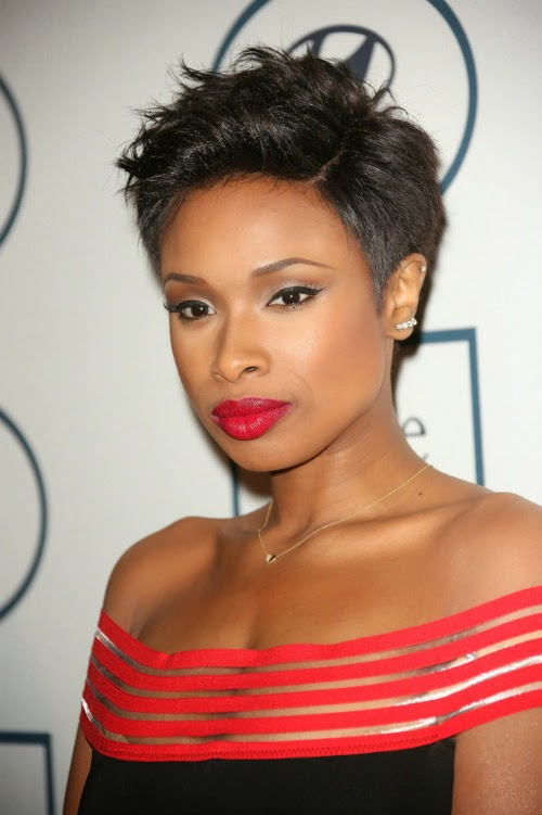 jennifer hudson hair styles 6 hairstyles that will look great on you 2238 | Jennifer Hudson Short Hairstyle with Waves