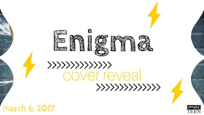 Cover Reveal: Enigma by Tonya Kuper and Giveaway