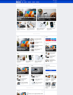 Share Free Gnews Premium Blogger Template