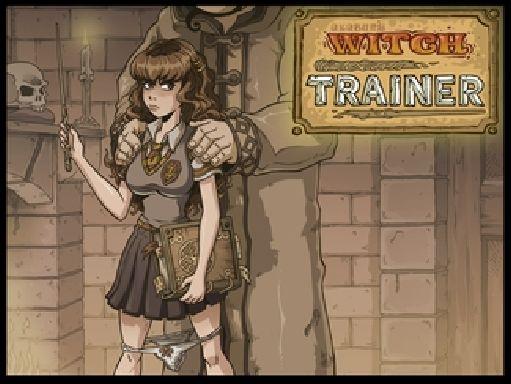 Akabur's Witch / Hermione Trainer