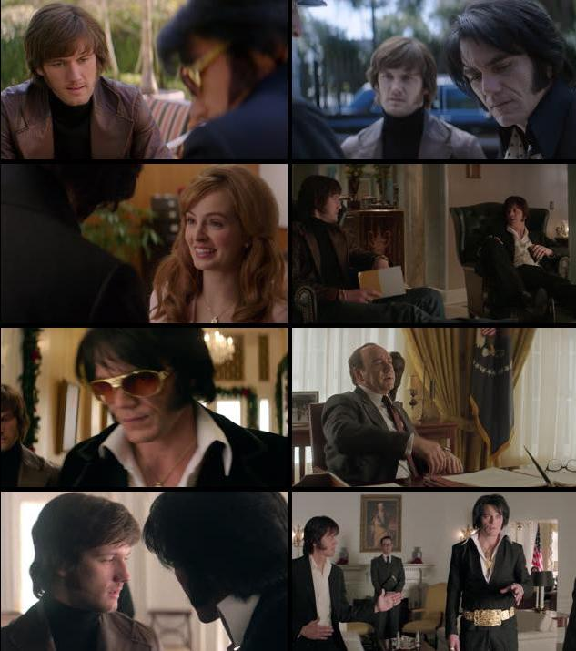 Elvis and Nixon 2016 English 720p BRRip