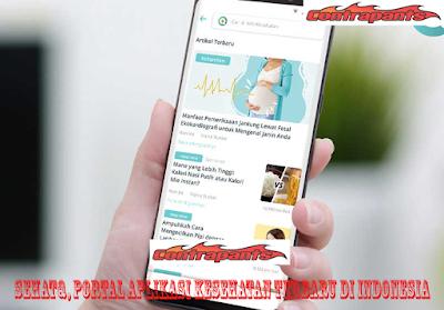 SehatQ, Portal Aplikasi Kesehatan Terbaru Di Indonesia