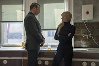 Jennifer Lawrence and Matthias Schoenaerts in Red Sparrow