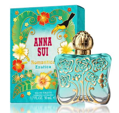 Parfum Wanita Anna Sui Romantica Exotica Women