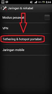 hotspot portable