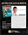 Revista aponta o jovem Gabriel Ribeiro como referência em saúde em Dormentes-PE