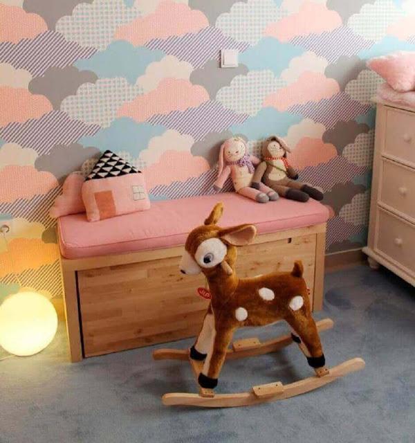 child's taste when decorating children's room