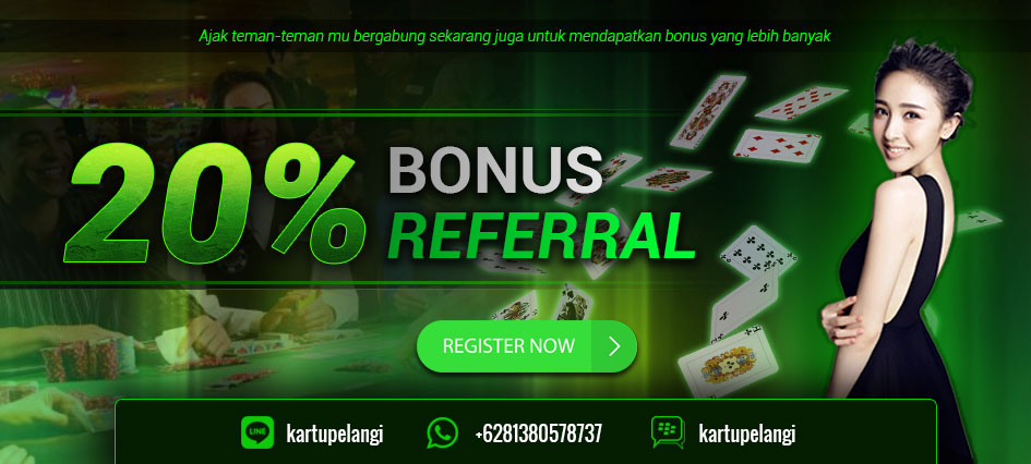 Bonus new member hingga 200%: KARTUPELANGI >>> poker pkv