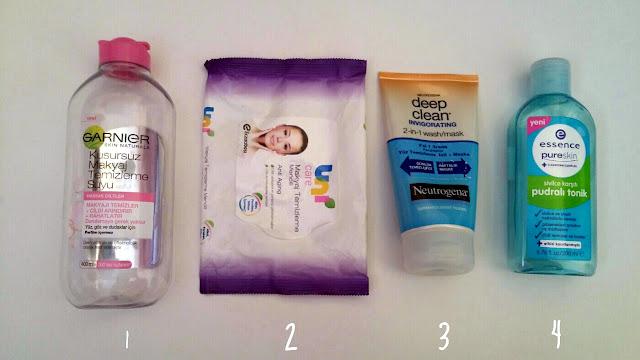 yüz ürünleri
