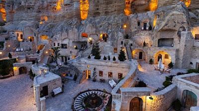 Khám phá thành phố cổ Cappadocia