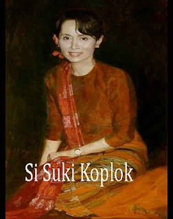 Aung San Suu Kyi Dicabut Gelar Kehormatannya