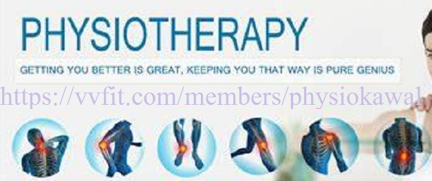 Physiotherapy Treatment Centres Lucknow फिजियोथेरेपी एक्यूप्रेशर उपचार चिकित्सा केंद्र showing physiotherapy points in body