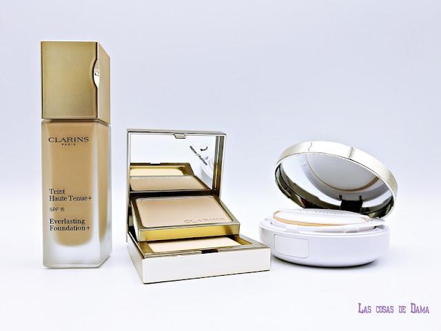 Ever Lasting Foundation Clarins base maquillaje makeup anticontaminacion beauty belleza cushion
