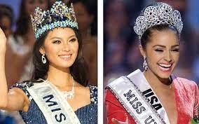 ¿Cuál es la diferencia entre Miss Mundo y Miss Universo?