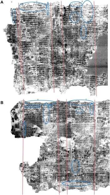 Αρχαιοελληνικός πάπυρος