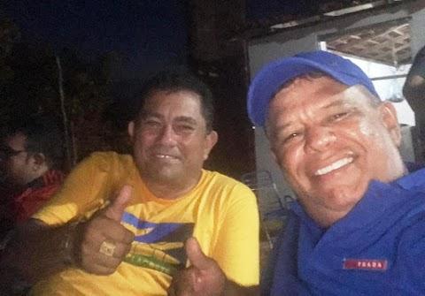 Sérgio Miranda confirma fidelidade à reeleição de Luciene Costa em Bom Lugar