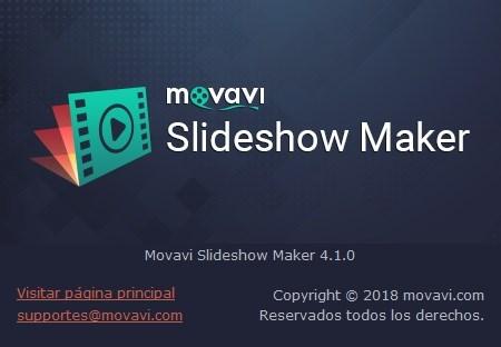 Movavi Slideshow Maker imagenes