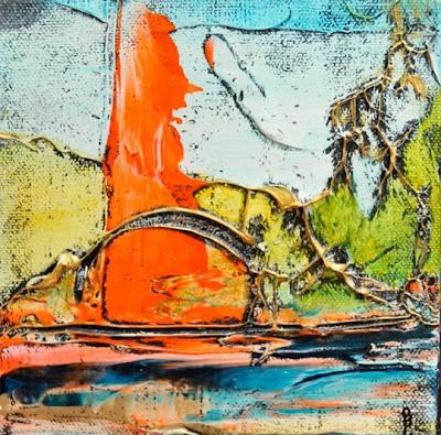 Free Cards Friday ~ Featured Artist Barbara Paanakker