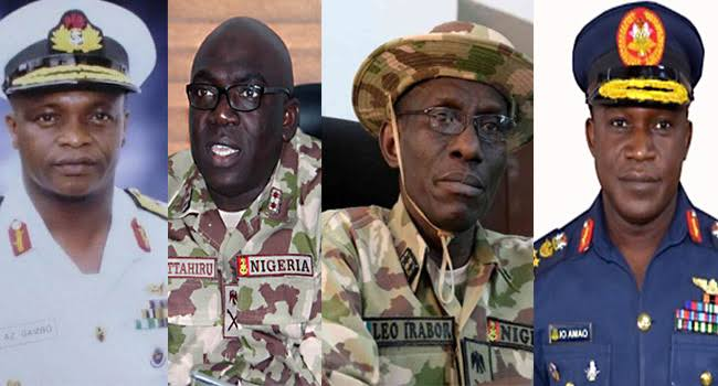 Military To Embark On Massive Recruitment (Details)