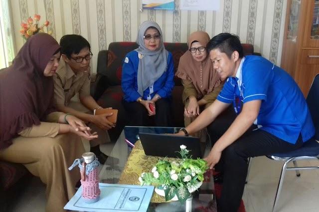 DPMPTP Kabupaten Padang Pariaman Dikunjungi DPMPTSP Kabupaten 50 Kota