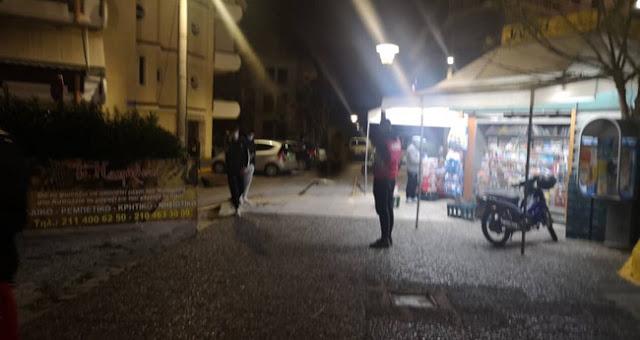ΣΟΚ στο ΚΕΡΑΤΣΙΝΙ: Άντρας ΚΡΕΜΑΣΤΗΚΕ σε πλατεία στην οδό Σπάρτης- ΦΩΤΟ