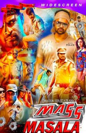 Mass Masala 2019 Hindi Dubbed 1GB HDTV 720p