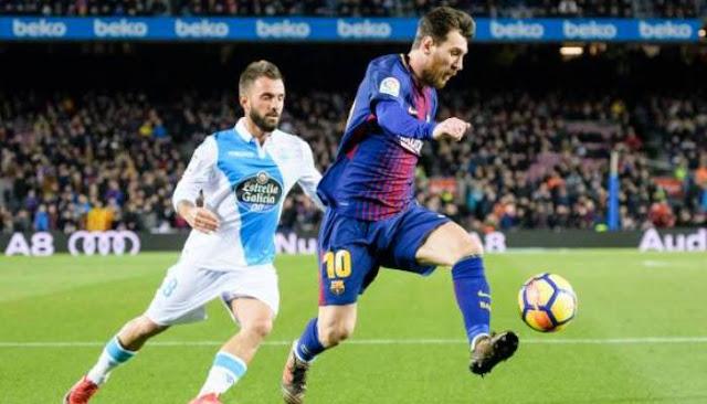 Prediksi Bola Deportivo La Coruna vs Barcelona Liga Spanyol